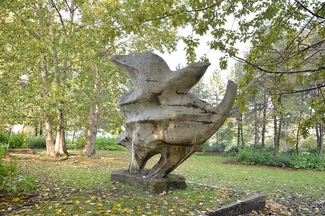 Rzeźba plenerowa nr 13 - Ruda Śląska