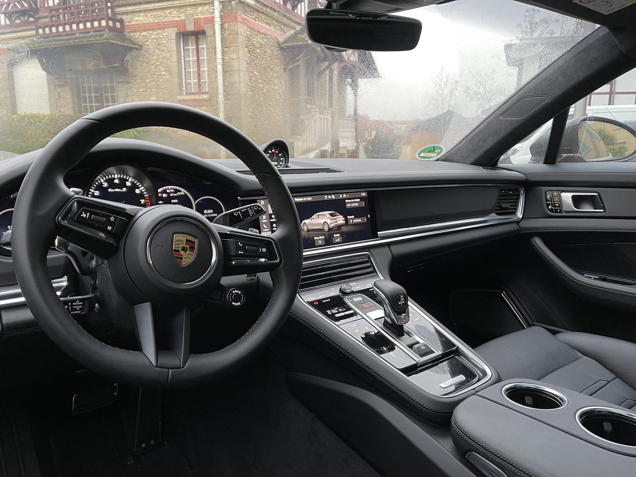 Essai Porsche Panamera Turbo S Sport Turismo (33)