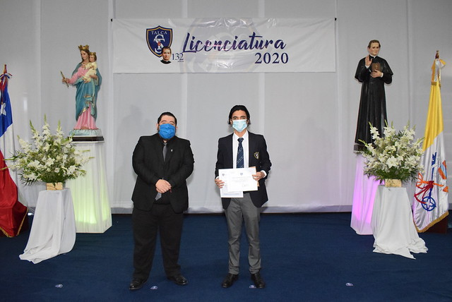 Licenciatura 2020 Premiaciones