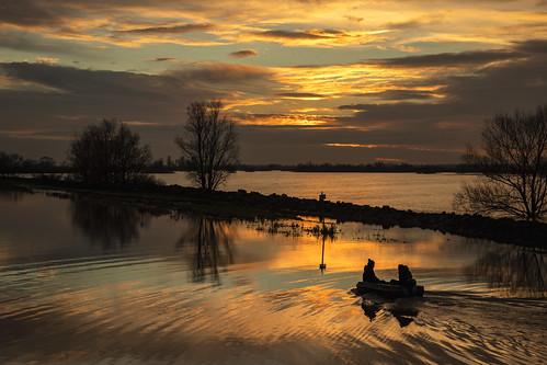 sutton gault river new bedford delph sunset flood flooded plains kev gregory canon 6d mark 2 ii