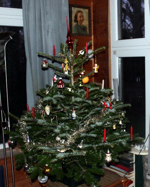 Christmas tree 2020