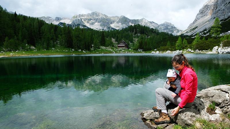 Double Lakes, Triglav National Park, Slovenia, 2020