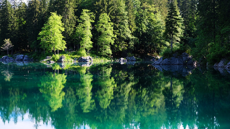 Fusine Lakes, Julian Alps, Italy, 2020