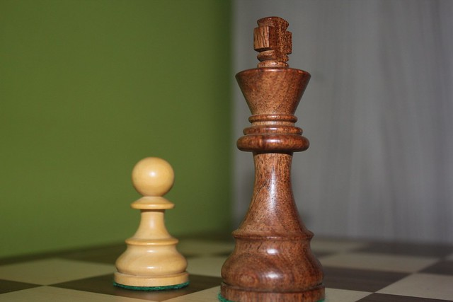 Escaped pawn