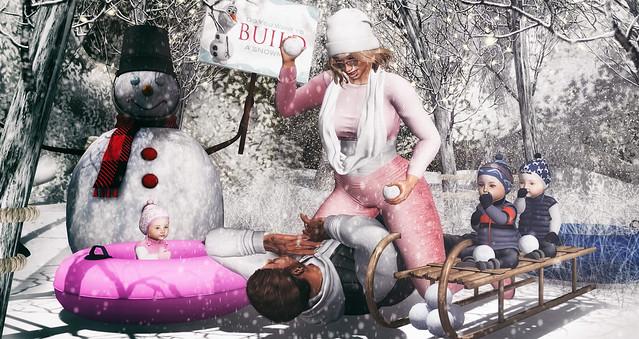 [ clique ] 123120 - Do You Wanna Build A Snowman