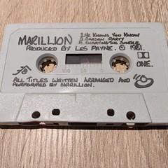 Marillion demo tape