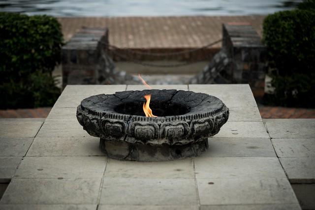 Lumbini Eternal Peace Flame