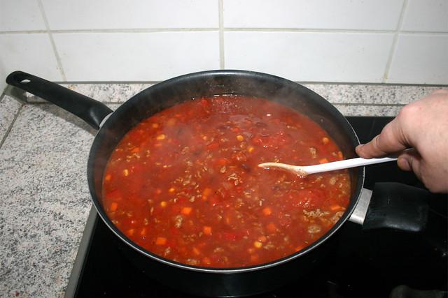 24 - Stir & let simmer / Verrühren & köcheln lassen