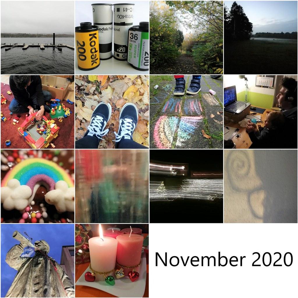 November mosaic