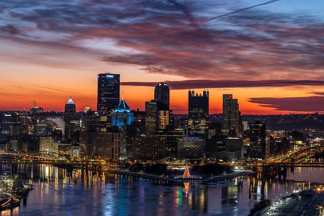 Pittsburgh Before Sunrise