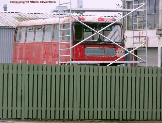 1963 Bristol Lodekka 559BPW has recently moved to new  Copenhagen owner