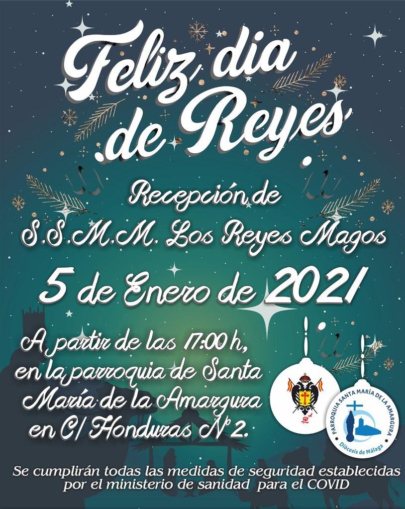 Los Reyes Magos en la parroquia