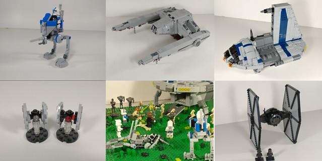 2020 Lego Star Wars MOCs