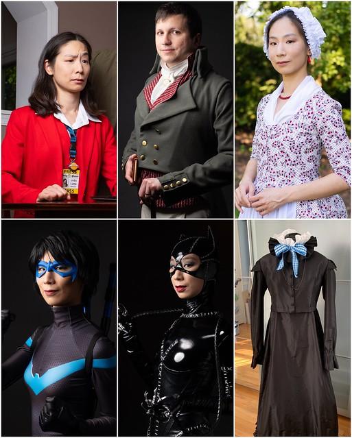 2020 Costumes