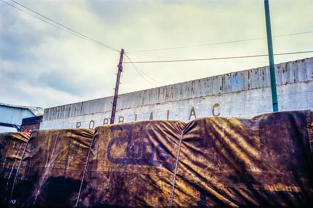 Robillac, Warton Rd, Stratford, 1983 83-lea-07