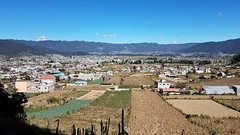 Fields around Concepcion Chiquirichapa