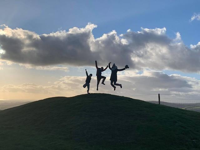 Hilltop Dancing