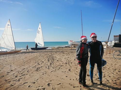 Última navegada de l'any, el 31 de desembre (2020)
