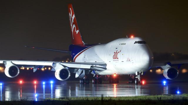 ER-JAI Aerotranscargo Boeing 747-412(BDSF) - Maastricht Aachen Airport (EHBK/MST)