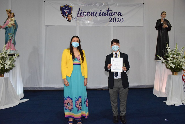 Licenciatura 2020 4°B HC