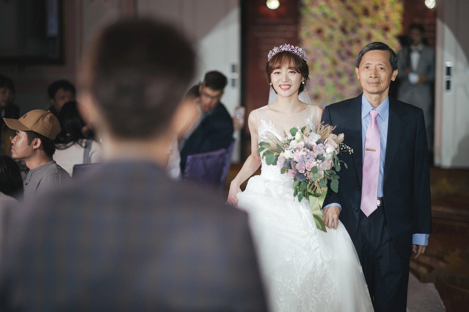 【婚攝】Chris & Ching / 公館水源會館