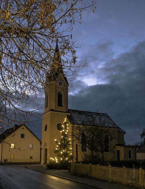 St. Sebastian-Kirche in Burglengenfeld