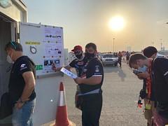 fronta při odběru zabezpečovacích a sledovacích přístrojů
