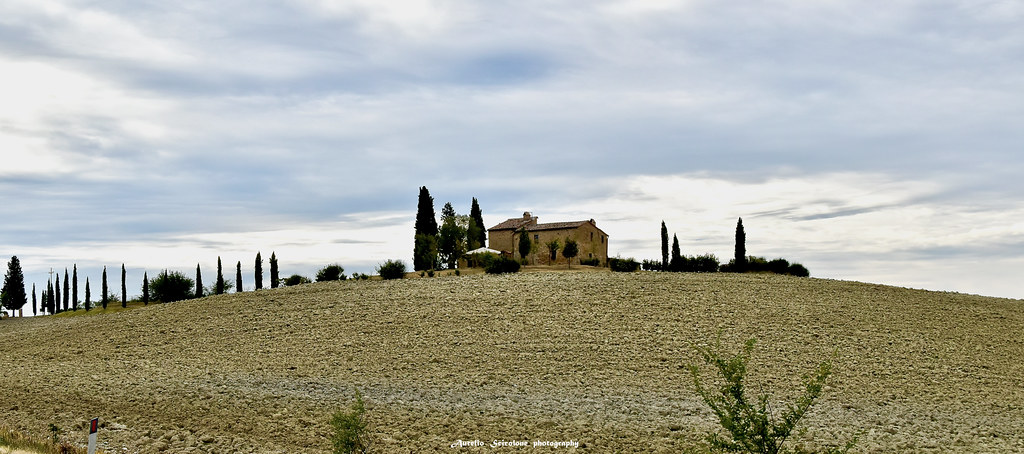 Podere Rodelloso - Val d'Orcia