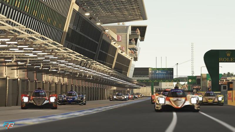 rF2 Endurance Racing