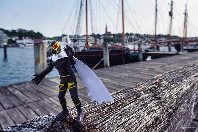 Luchadores por el Mundo  Nº 32: Flensburgo