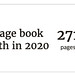 Average Length of all the Books I Read in 2020