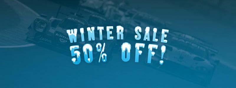 rFactor 2 Winter Sale