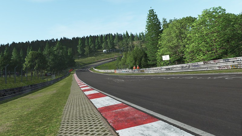 rF2 Nurburgring Nordschleife