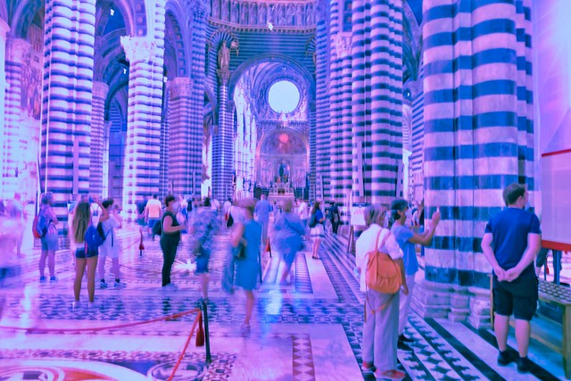 In Duomo di Siena