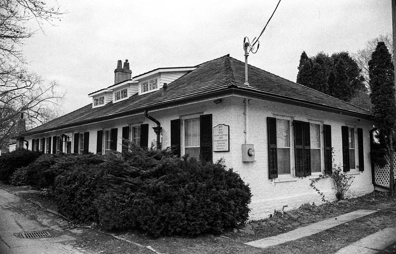 Worn DoorStep Cottage Two