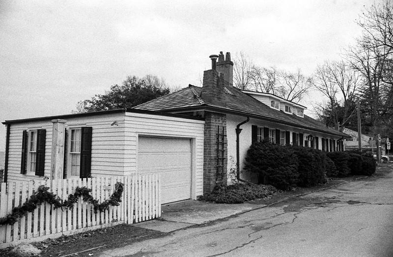 Worn DoorStep Cottage