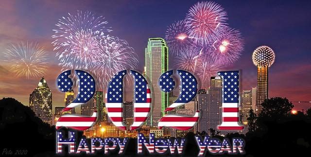 Happy New Year 2021!!