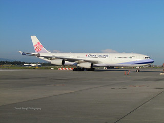 China Airlines A340-300 B-18803 | by dc10forlife