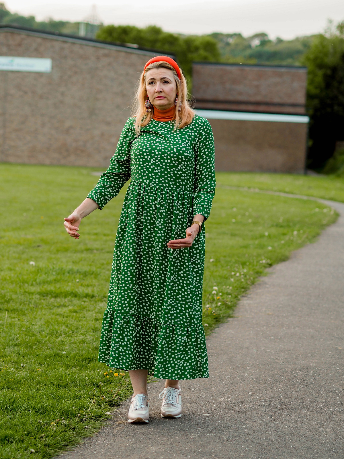 My 2020 Fashion Blogger Bloopers and Outtakes: Not Dressed As Lamb, Over 40 Style