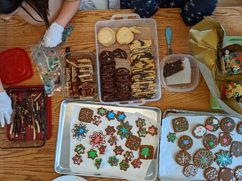 Holiday Cookies 2020