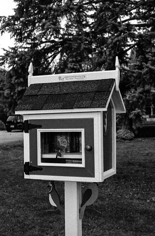 Gairloch Tiny Library_