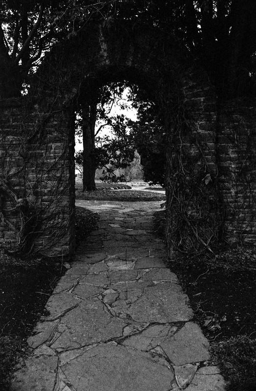 Path Through the Arch_