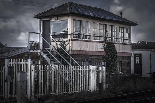 Llanelli signal box