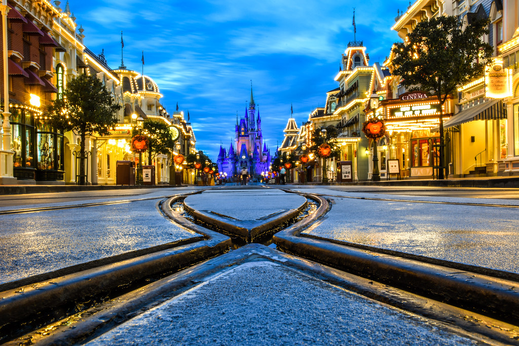 MK blue hour castle tracks