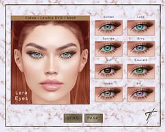 Tville - Lara Eyes *fatpack*