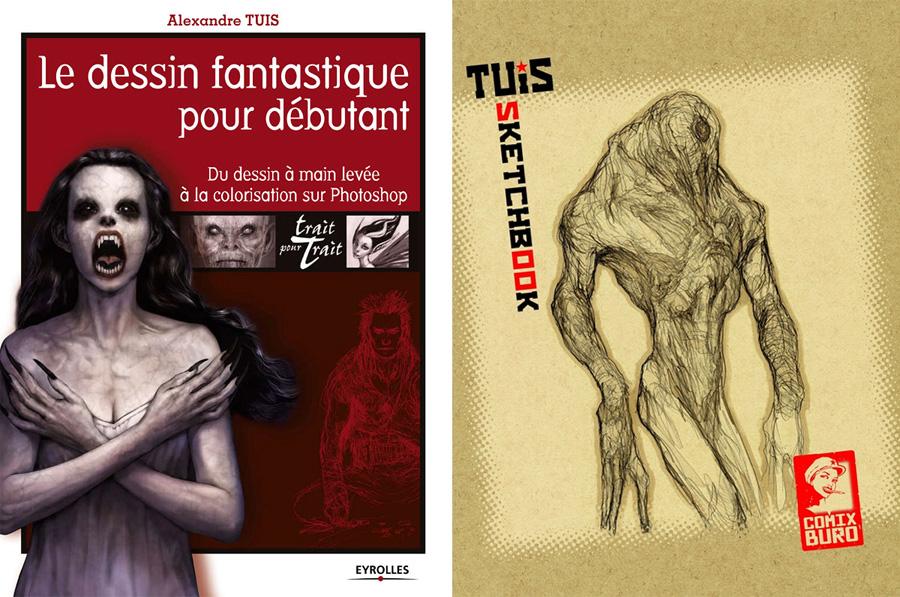 Книги Алекса Туиса