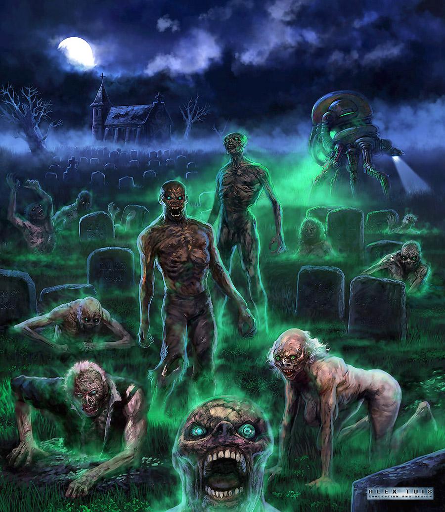 Projet Zombies - Alex Tuis