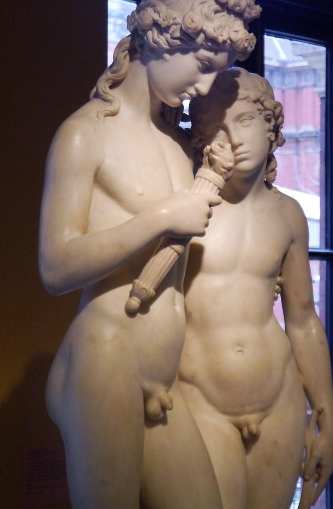 George Rennie, Cupid Kindling the Fire of Hymen, 1831