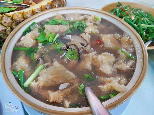 baiyok restaurant betong fish maw
