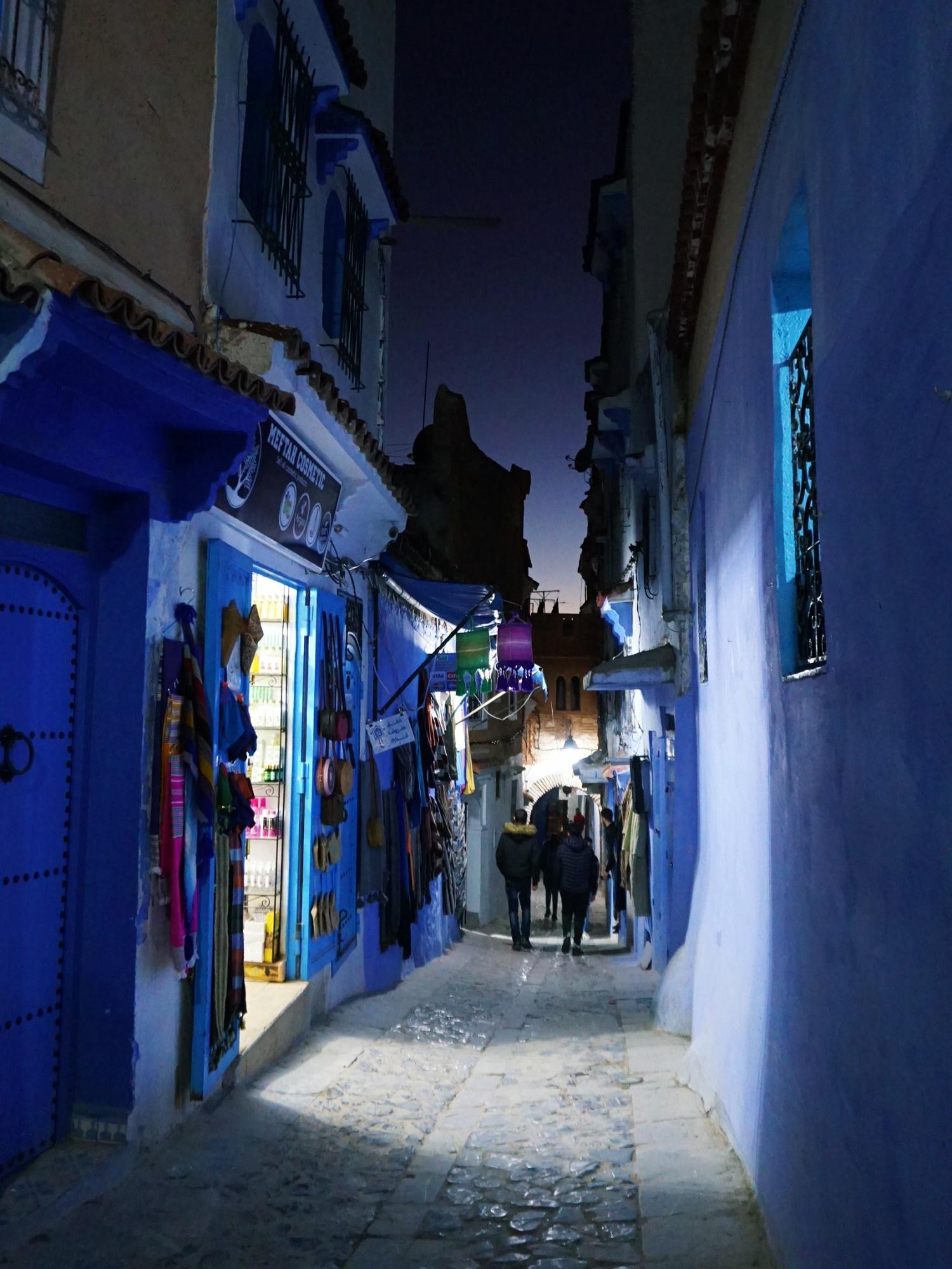 Chefchaouen Blue City